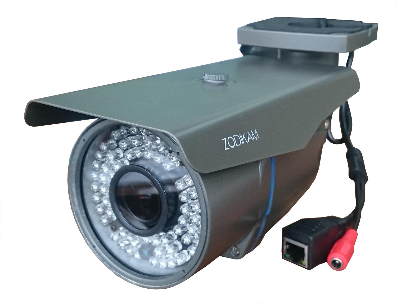 Видеокамера для наружного наблюдения схема подключения